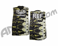 2011 Valken Paintball Referee Jersey - Tiger Stripe