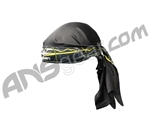 Valken Crusade Paintball Headwrap - Static Yellow
