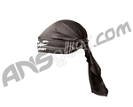 2012 Valken Crusade Paintball Headwrap - Tron Grey