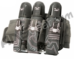2012 Valken Crusade Paintball Harness 3+6 - Tron Grey