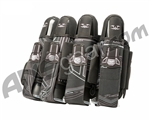 2012 Valken Crusade Paintball Harness 4+7 - Tron Grey