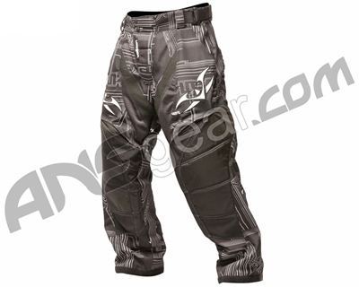 2012 Valken Crusade Paintball Pants - Tron Grey