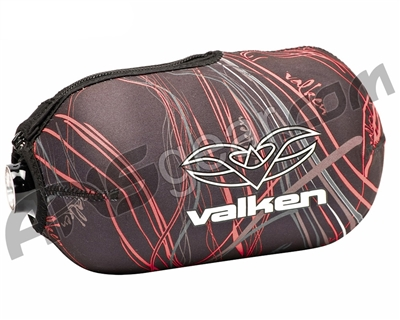 Valken Crusade Tank Cover - Static Red