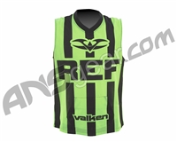 Valken Sleeveless Paintball Referee Jersey - Highlighter