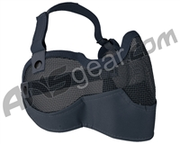 Valken 3G Wire Mesh Tactical Airsoft Mask - Black