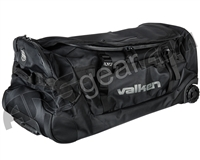 Valken Agility Rolling Gear Bag - Black