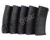 Valken RMAG Mid-Cap Thermold 140rd Magazine (5 Pack) - Black (72738)