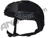Valken ATH Enhanced P Tactical Airsoft Helmet - Black