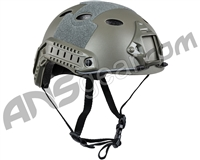 Valken ATH Tactical Airsoft Helmet - Foliage Green