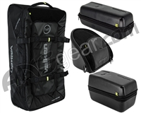 Valken Phantom Rolling Gear Bag - Black
