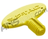 Valken V-Tac Rubber Barrel Plug - Yellow