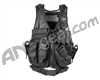 Valken Airsoft Tactical Crossdraw Vest (Adult) - Black