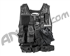 Valken Airsoft Tactical Crossdraw Vest (Youth) - Black