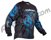 Valken Crusade Paintball Jersey - Riot Blue