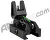 Valken Tactical Folding Front Sight - Black/Neon (79423)