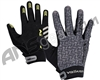 Valken Phantom Agility Paintball Gloves - Black/Grey