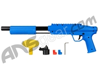 Valken Gotcha .50 Caliber Shotgun Paintball Gun - Blue
