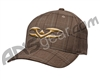 Valken Hollywood FlexFit Hat - Brown/Gold