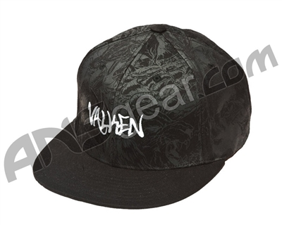 Valken Wildlife FlexFit Hat - Black