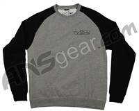 Valken Corporate Crew Neck Sweatshirt - Grey/Black