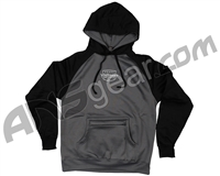 Valken Deployment Pull Over Hooded Sweatshirt - Grey/Black