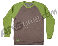 Valken Eco Crew Neck Sweatshirt - Brown/Avocado