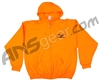 Valken Official Zip-Up Hooded Sweatshirt - Orange
