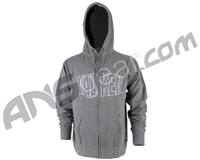 Valken Pumped Pull Over Hooded Sweatshirt - Grey