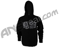 Valken Pumped Pull Over Hooded Sweatshirt - Black