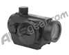 Valken Tactical Red Dot Sight 1x22 R/G/B w/ Weaver - Black