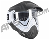 Valken Annex MI-9 Paintball Mask - White