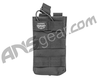 Valken Airsoft Tactical AR Single Magazine Pouch - Black