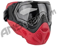 Valken Profit SC Paintball Mask - Red