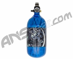 Valken 45/4500 Compressed Air Paintball Tank - Grim Reaper