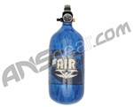 Valken 45/4500 Compressed Air Paintball Tank - Hatch Blue