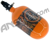 Valken Zero-G 68/4500 Compressed Air Tank - Orange