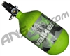 Valken Zero-G Riot 68/4500 Compressed Air Tank - Green