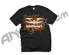 Valken Paintball Tread T-Shirt - Black