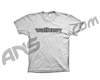 Valken Paintball Word T-Shirt - Silver