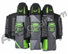 2015 Valken Redemption Vexagon Paintball Harness 3+6 - Neon Green/Grey