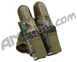 Valken V-Tac 2 Pod Web Belt Paintball Harness - Marpat