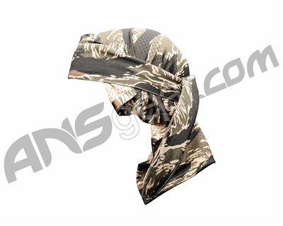 Valken V-Tac Paintball Headwrap - Tiger Stripe