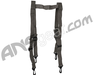 Valken V-Tac Paintball Suspenders - ACU