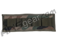 Valken V-Tac Vest CoTube Panel - Woodland