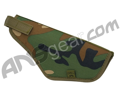 Valken V-Tac Vest Tactical Holster - Woodland