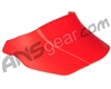 V-Force Armor Replacement Visor - Red