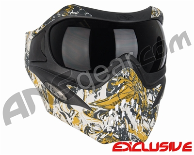 V-Force Grill Paintball Mask - Nightmare Gold