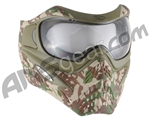 V-Force Grill Paintball Mask - SE Woodland Camo