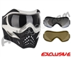 V-Force Grill Paintball Mask w/ Mirror Lens