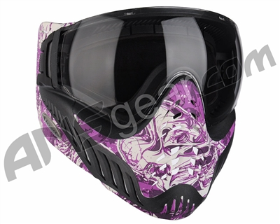 V-Force Profiler Paintball Mask - LTD Nightmare White